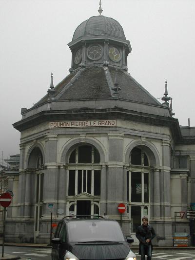 とある小さな街@ベルギー