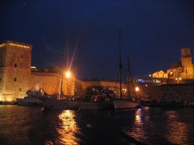 マルセイユとモナコ旅行1