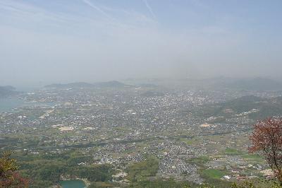 つつじにはちょっと早かったようです@大平山と阿弥陀寺☆2005年4月24日