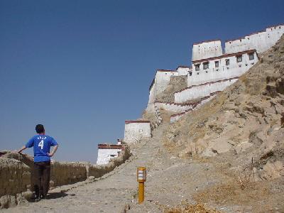 チベットに行った。