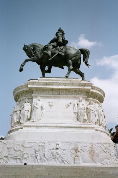 北イタリアからトスカーナへ【17】最後はローマで