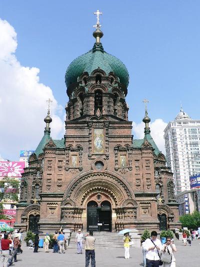 中国・旧満州の旅【6】 ロシアの街並みが残る美しい街 ハルピン