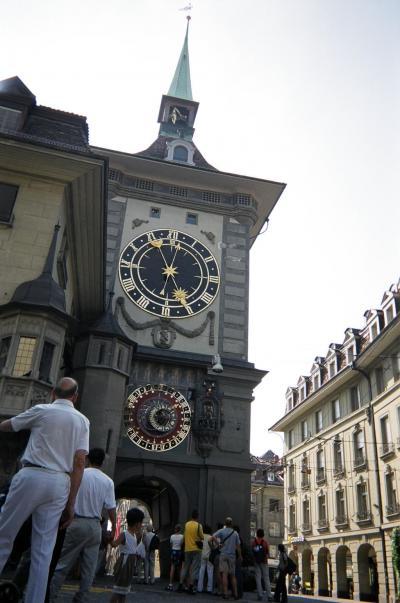 2001年7月スイスの旅【7】 ベルン