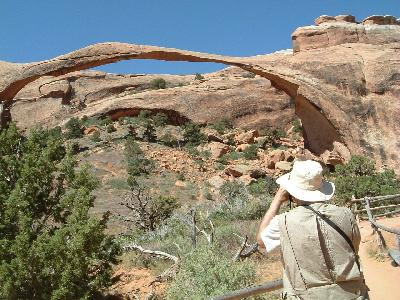 Arches National Park (アーチーズ国立公園)Trail(トレイル)
