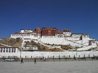 チベット旅行記1