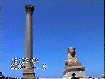 エジプトの旅【1】 クレオパトラを生んだ「地中海の真珠」 アレキサンドリア