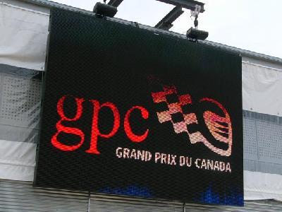 05年F1カナダGP観戦記