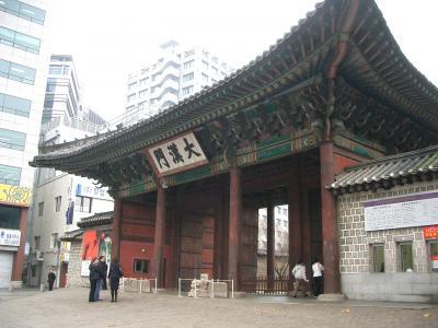26th:韓国・ソウル3日間 ~4回目の韓国、DMZ(非武装地帯)へ~(Part3:ソウル散策編)