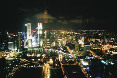 <再編集中>25th:初!シンガポール・初!マレーシア5日間(Part1:シンガポール夜景編)