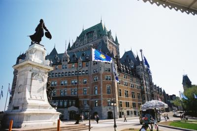 22nd:アメリカ中部と東海岸&カナダ周遊ドライブ14日間(Part20:Quebec City,QC編)