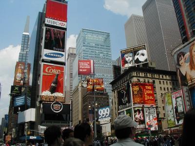 22nd:アメリカ中部と東海岸&カナダ周遊ドライブ14日間(Part26:To N.Y, City編)