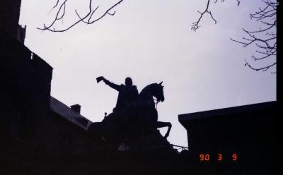 90年 ヴロツラフ(オポレ含む) ポーランドに日本庭園が...