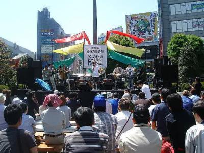 第20回吉祥寺音楽祭~北口スーパーステージ最終日~
