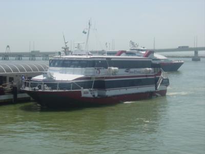 2005年7月のマカオ