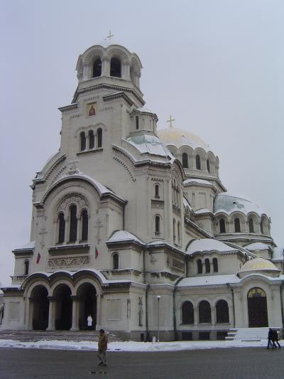 東欧旅行記(2004.12.19-31) Vol.4(ブルガリア)