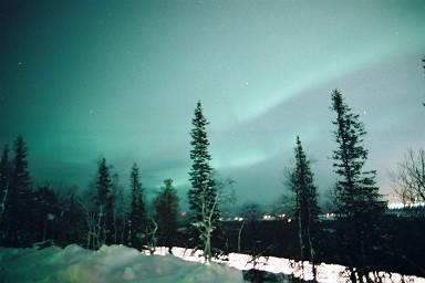 2002冬 北欧オーロラの旅-2