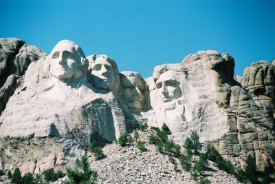 11th:アメリカ 映画ロケ地探訪の旅10日間(Part3:South Dakota & Wyoming編)