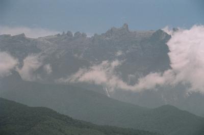 第6日目 キナバル山、ポーリン温泉とラフレシア