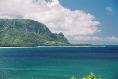 2003年カウアイ島旅行記