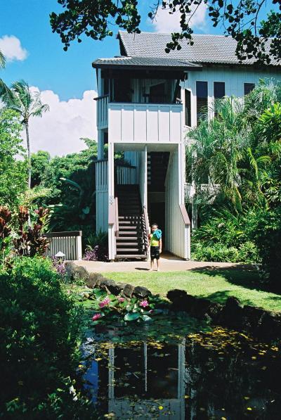 2004年 Waikomo Stream Villas