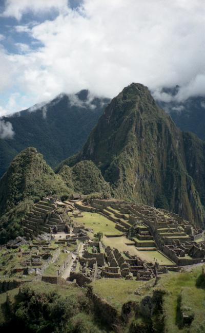 ペルーの旅(1)・・インカ帝国の栄光と滅亡の跡を訪ねて