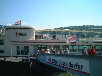 ドイツ一人旅10日間の旅?