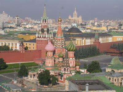 感動したぜ、やられたぜ、モスクワ!(はまった7日間のロシア・ドーハ旅行②)