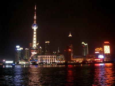 <再編集中>28th:中国・シルクロード周遊10日間(Part17:上海・夜景編)