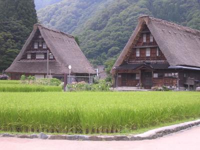 2005年 夏合宿 (8/21・22) 南砺→白川→白鳥