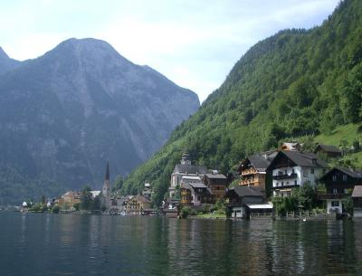 湖畔の小さな街~Hallstaat~