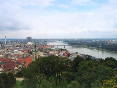 ブラティスラヴァ (ブラティスラバ) Bratislava