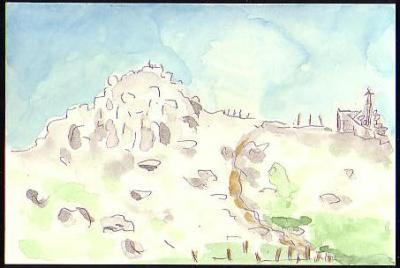 ソフィア・ヴィトシャ山