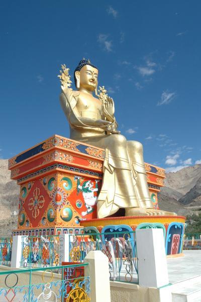 インドの中のチベット、ラダックの旅 ?(下ラダック編)