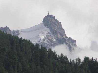 スイスの風景2004 その?シャモニーの風景(1)