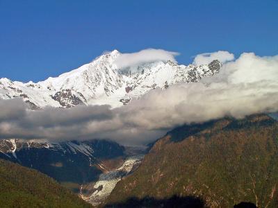 チベット大横断8 素晴らしい景色と苦難の道