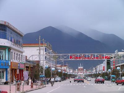チベット大横断12 素晴らしい景色と苦難の道5