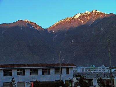 チベット大横断13 ラサが近く・・・
