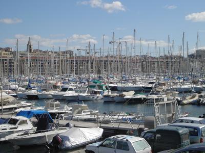 2004GW西地中海クルーズ(7)マルセイユ