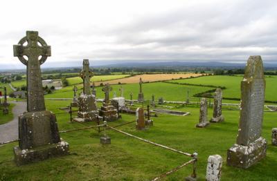 2004夏 アイルランド・スコットランド・イギリス湖水地方の旅7(アイルランド・キャッセェル編)