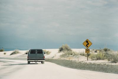 <再編集中>7th:アメリカ 大陸横断ドライブ13日間(Part4:White Sands N.M.編)