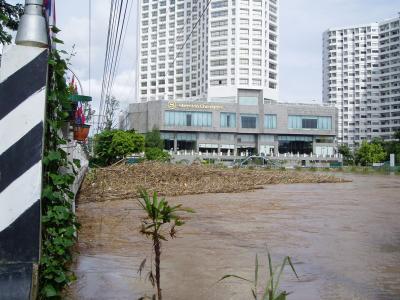 チェンマイは最高に面白い 112 被害状況