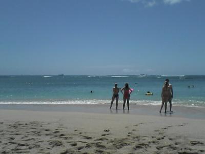 ハワイで夏をもう一度!