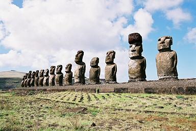 2005夏 タヒチ・イースター島の旅-2