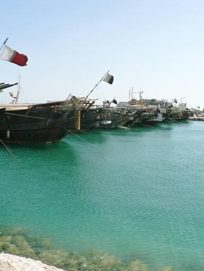 中東の旅【1】 カタールで「ドーハの悲劇」の街を歩く
