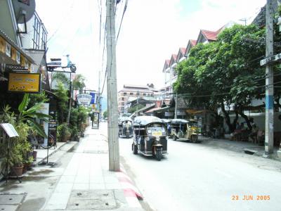 タイ 先輩を訪ねて~P6 チェンマイ?