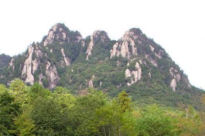 三倉岳登山 05年10月10日