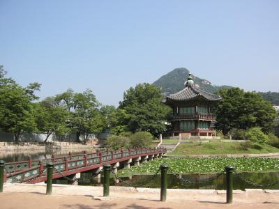 ソウルのんびり旅行