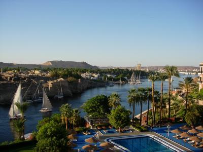 エジプト旅行