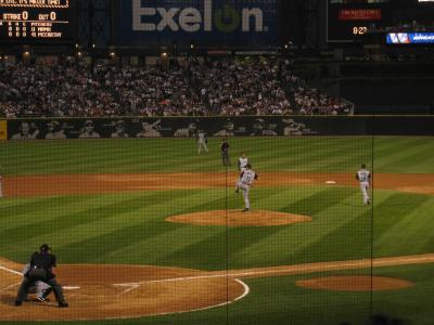 White Sox VS Tampa Bay