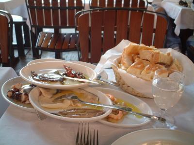 海の幸を食べまくる モンテロッソ・アル・マーレ